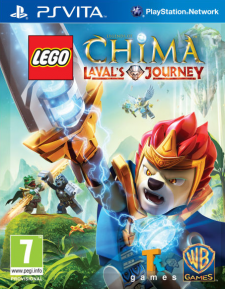 LEGO Legends of Chima jaquette PSVita 20.05.2013.