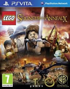 Lego le seigneur des anneaux jaquette cover 31.10.2012.