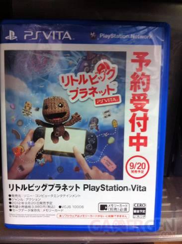 LittleBigPlanet date de sortie psvita japon 30.07