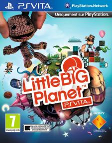 LittleBigPlanet PSVita jaquette covers 27.09.2012.