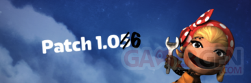 LittleBigPlanet PSVita patch 1.06