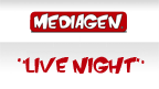 Mediagen Live Night 44 logo