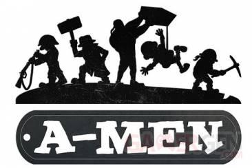A-Men logo