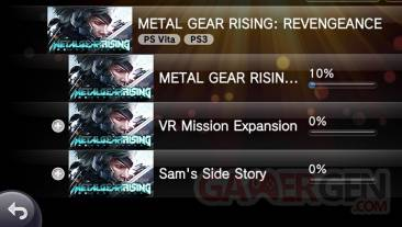 Metal Gear Rising Revengeance 20.03.2013.