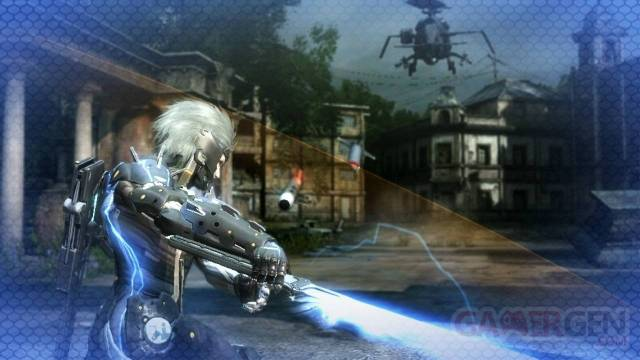 Metal Gear Rising Revengeance  20.08.2012