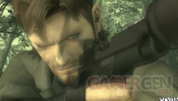 Metal Gear Solid HD Collection comparaison PS3 PSVita 009