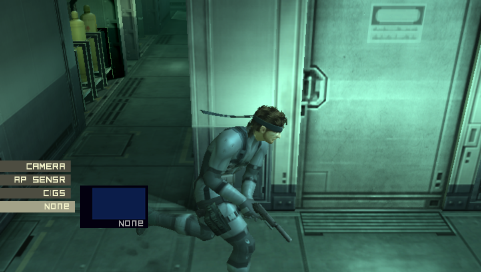 Metal Gear Solid HD Collection images screenshots 001