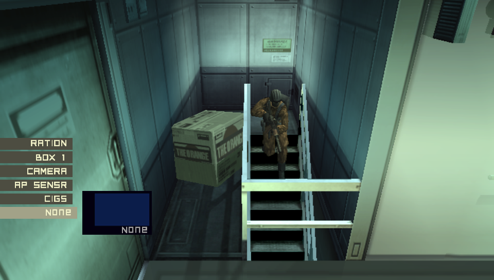 Metal Gear Solid HD Collection images screenshots 002