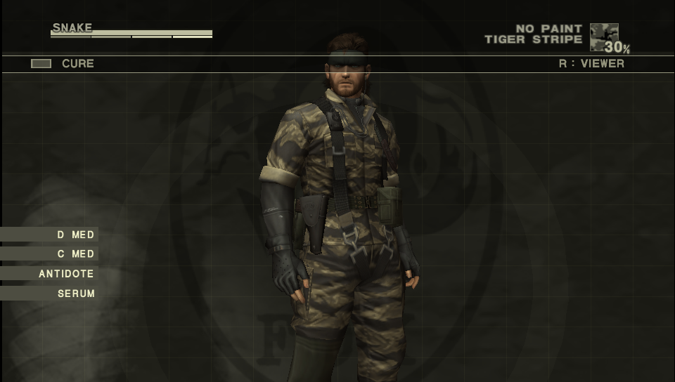 Metal Gear Solid HD Collection images screenshots 007