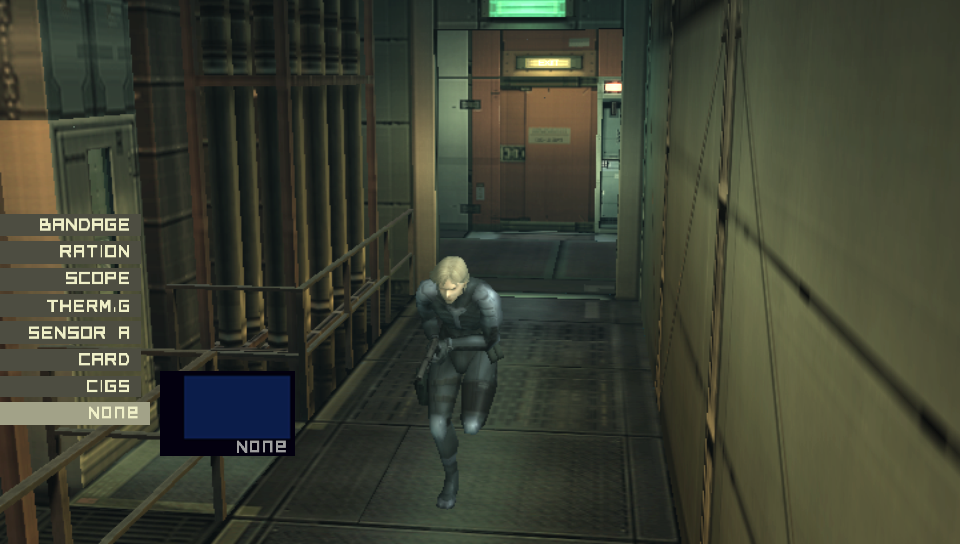 Metal Gear Solid HD Collection images screenshots 011