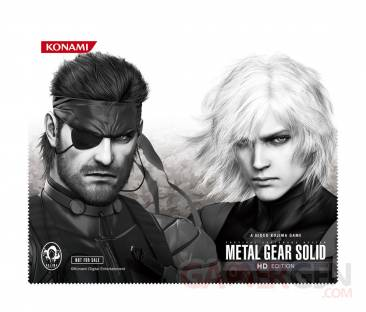 Metal Gear Solid HD Collection skin stickers 03.04 (2)