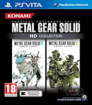 metal Gear Solid HD jaquette 12.04.2012
