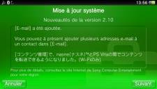 Mise à jour Firmware 2.10 10.04.2013. (5)