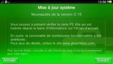 Mise à jour Firmware 2.10 10.04.2013. (7)