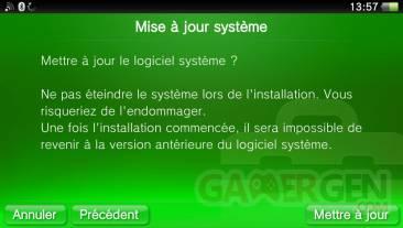 Mise à jour Firmware 2.10 10.04.2013. (8)