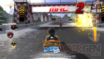 Modnation Racers PSVita screenshots captures 026
