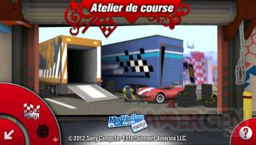 Modnation Racers PSVita screenshots captures 043