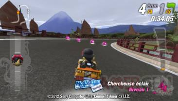 Modnation Racers PSVita screenshots captures 048