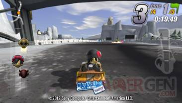 Modnation Racers PSVita screenshots captures 050