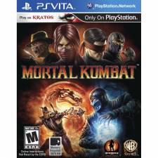 Mortal Kombat Vita cover boxart jaquette americaine