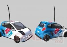 MotorStorm RC voiture Domino Pizza