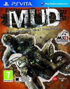 Mud Motocross World Championship jaquette cover 31.08.2012