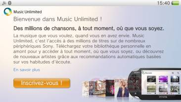Music Unlimited 3