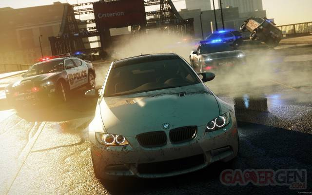 Need For Speed Most Wanted 06.07.2012