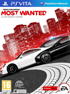 Need For Speed Most Wanted cover jaquette 28.09.2012.