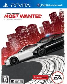 Need for speed most wanted jap jaquette cover 31.10.2012.