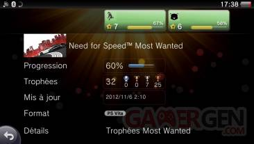 Need for Speed Most Wanted trophees 08.11.2012 (1)