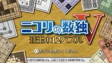 Nikoli no Sudoku V Shugyoku no 12 Puzzle 12.04 (10)