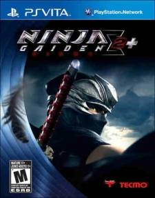 Ninja Gaiden Sigma 2 Plus jaquette covers 15.01.2013.