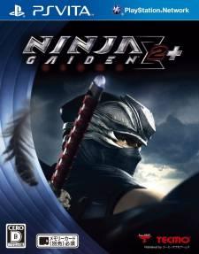 Ninja Gaiden Sigma 2 Plus jaquette covers jap