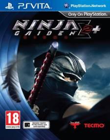 Ninja Gaiden Sigma Plus 2 jaquette couverture europe france 11.02.2013.