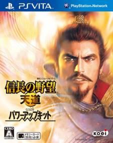 Nobunaga no Yabô Tendô jaquette