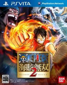 One piece Pirate Warriors 2 jaquette cover japonaise 28.022.2013.