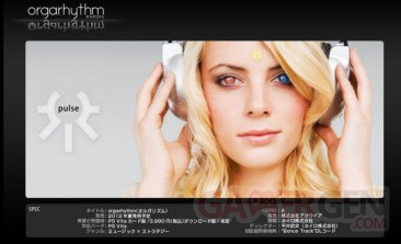 Orgarhythm site teaser