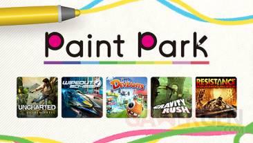 Paint park espace de peinture 18.07.2012