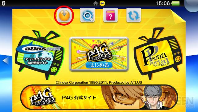 Persona 4 The Golden   09.07.2012