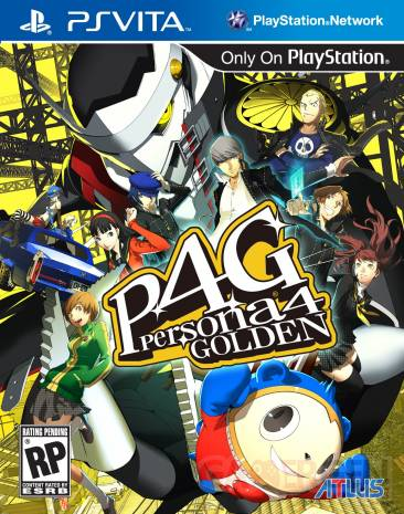 Persona 4 The Golden 19.07.2012