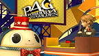Persona 4 The golden logo vignette 05.04.2012