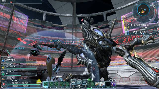 Phantasy Star Online 2 22.05
