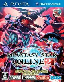 Phantasy Star Online 2 jaquette couvers 27.11.2012.