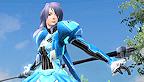 Phantasy Star Online 2 logo vignette 23.03.2012