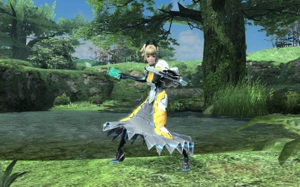 Phantasy Star Online 2 PC images screenshots 004