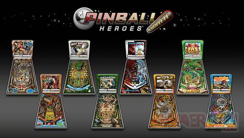 pinball heroes complete