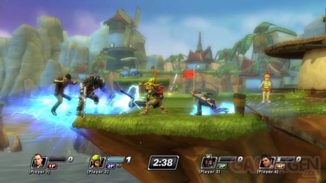PlayStation All-Stars Battle Royale 17.07 (3)