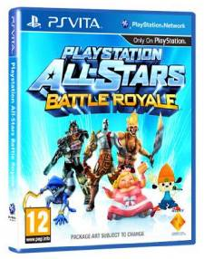 PlayStation All-Stars Battle Royale jaquette cover 13.06.2012