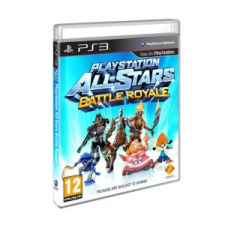 playstation all stars battle royale ps3 jaquette